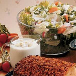 Low-Fat Blue Cheese Dressing Recipe