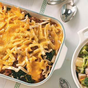 Eight-Layer Casserole Recipe