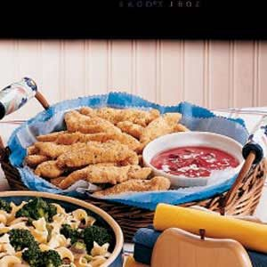 Oven Chicken Fingers Recipe