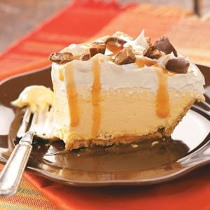 Caramel Banana Ice Cream Pie Recipe