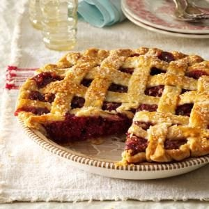 Cranberry Walnut Pie Recipe