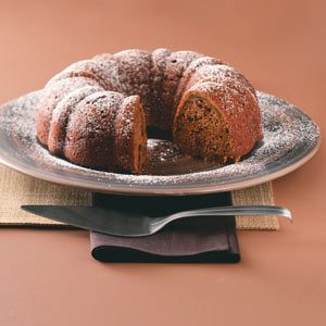 Top-Rated Pumpkin Spice Cake Recipe