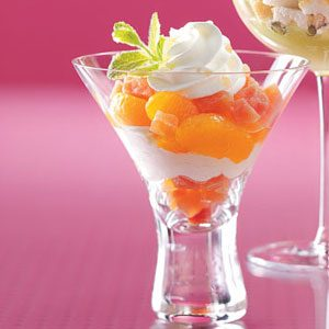 Mandarin Trifles Recipe