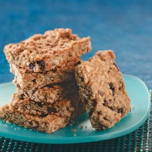 Makeover Oatmeal Bars