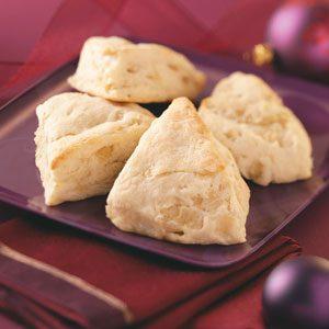 Parmesan Scones Recipe