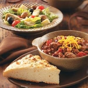 Roundup Chili Recipe