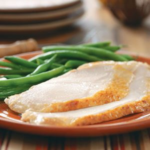 Honey-Brined Turkey Breast