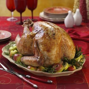 Carrie's Famous Turkey Recipe