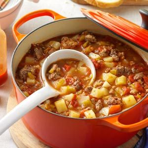Green Chili Stew Recipe Taste of Home