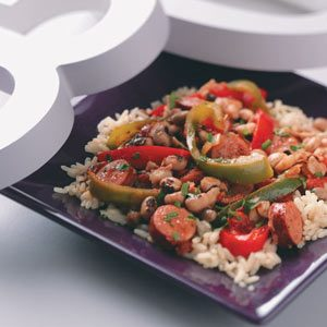 Speedy Jambalaya Recipe