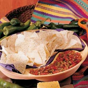 Quick Salsa Recipe