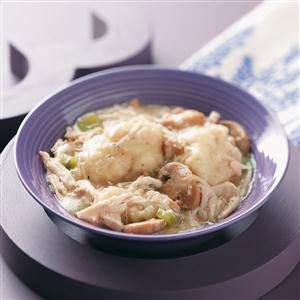 Quick Chicken and Dumplings Recipe