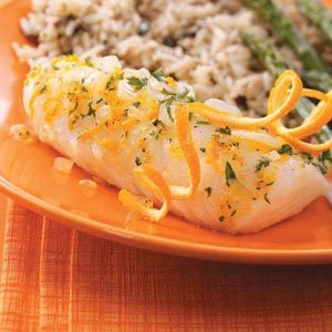 Citrus Fish Recipe