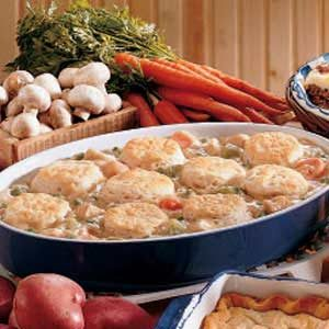 Special Chicken Potpie Recipe