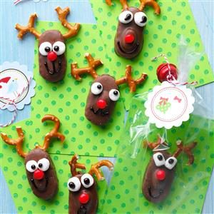 Rudolph Treats Recipe