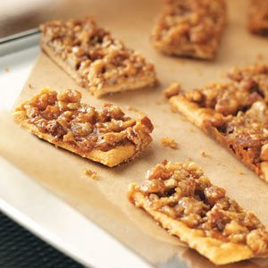 Maple Walnut Crisps Recipe