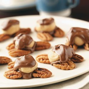 Peanut Butter Turtle Candies Recipe