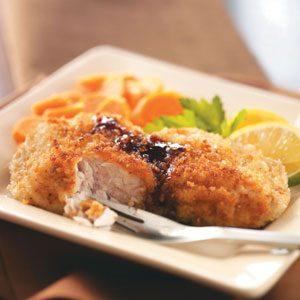 Macadamia-Crusted Mahi Mahi Recipe