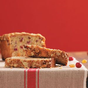 Kelsey's Favorite Cranberry Bread Recipe