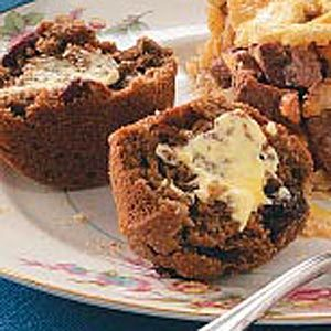 Pumpernickel Muffins
