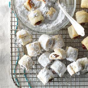 Pecan Roll-Ups Recipe