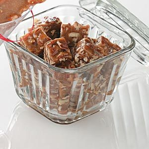 Caramel Pecans Recipe