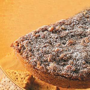 Gluten-Free Pecan Pumpkin Cake Recipe