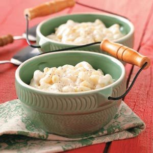 Swiss Macaroni and Cheese