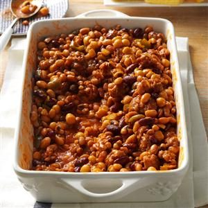 Best-Ever Beans and Sausage Recipe