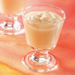 Creamy Butterscotch Pudding for 2 Recipe