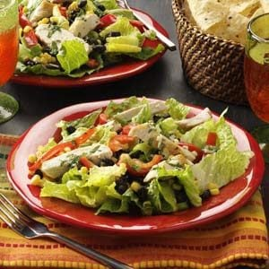 Chicken and Black Bean Salad Recipe