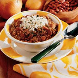 Hearty Red Beans and Rice Recipe