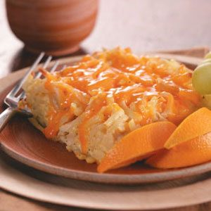 Hash Brown Breakfast Casserole Recipe