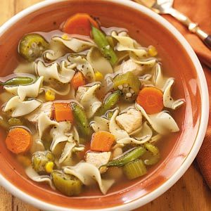 Carl's Chicken Noodle Soup
