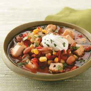 Hearty Chipotle Chicken Soup Recipe