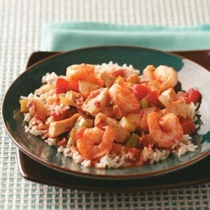 Chicken Shrimp Creole Recipe