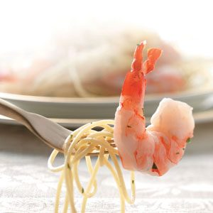 Garlic Lemon Shrimp for 2 Recipe