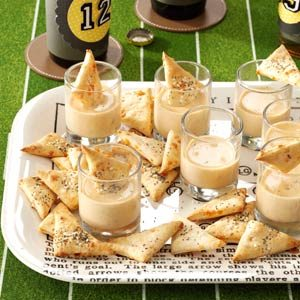 Game Day Potluck Recipes