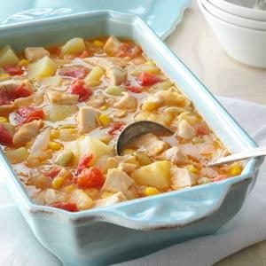 Hearty Brunswick Stew