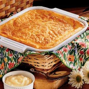 Texas Spoon Bread Recipe