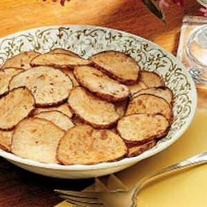 Broiled Red Potatoes Recipe