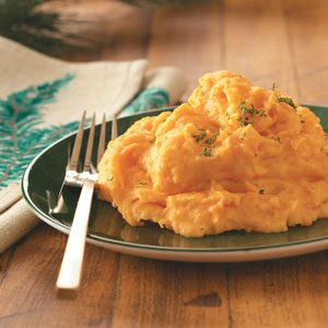 Whipped Potatoes and Carrots Recipe