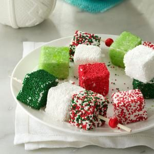 Homemade Holiday Marshmallows Recipe