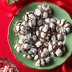 Crackle Cookies Recipe