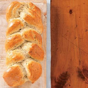 Garlic-Herb Braid