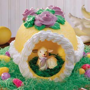 Decorative Easter Egg Recipe