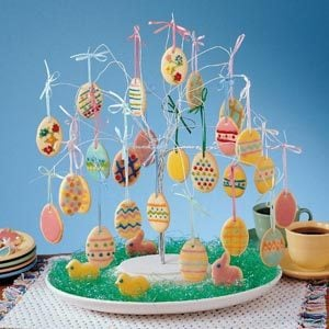 Sweet Easter Tree Recipe
