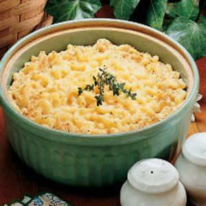 Macaroni Au Gratin Recipe