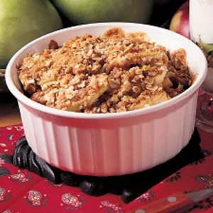 Mini Apple Crisp
