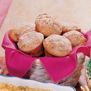 Rhubarb Muffins Recipe